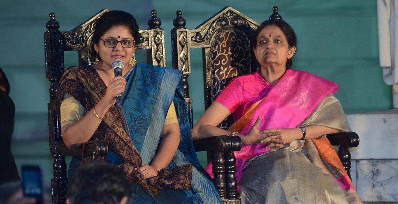 Swati Bhattacharya & Anuradha Lohia