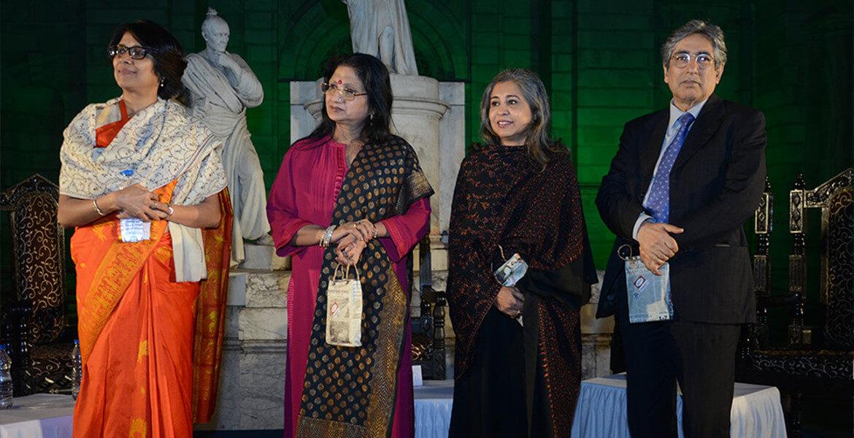 Swati Gautam, Renu Roy, Urmi Basu & Souren Munshi
