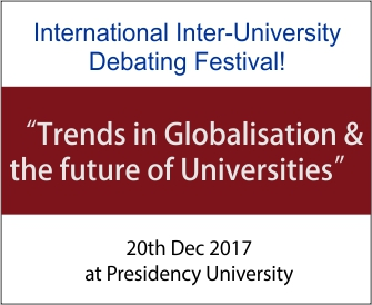 Trends in globalisation and future of Universities