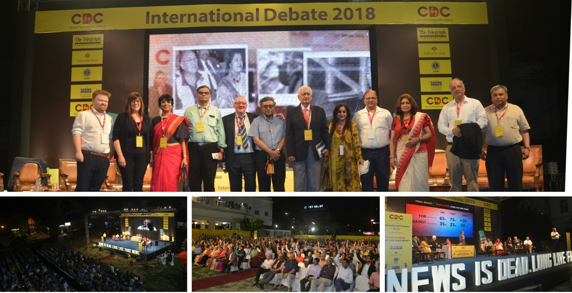 International Debate 2018