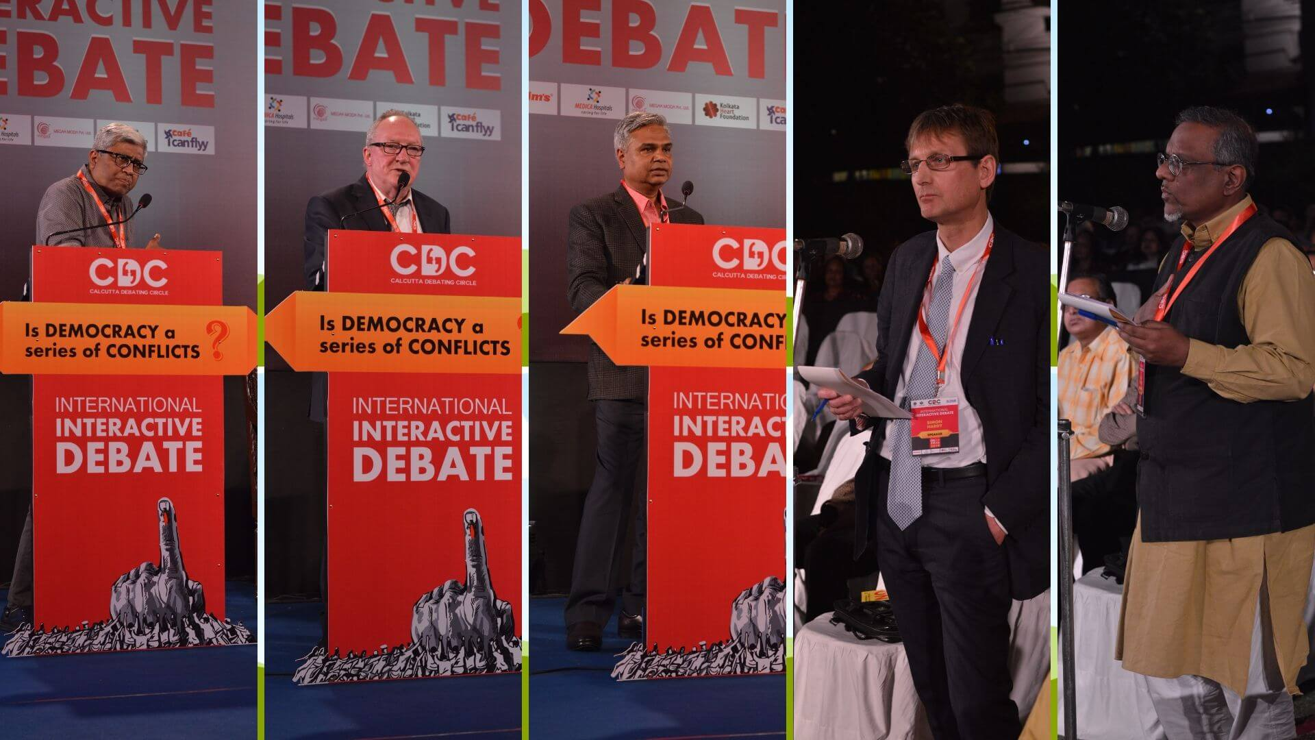 International Interactive Debate